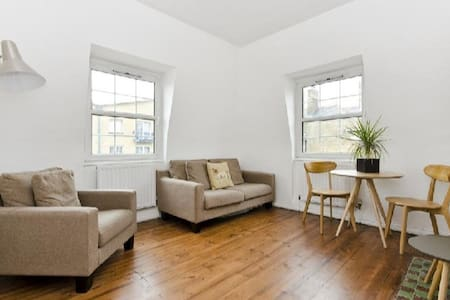 Double Room near Shoreditch East Central London