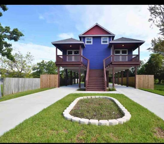 Kemah Townhome House A