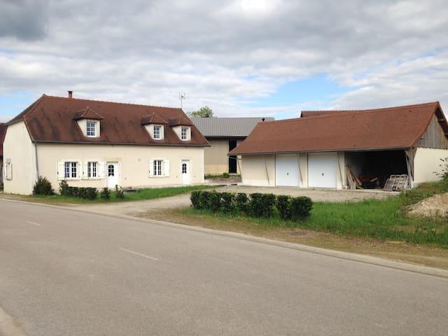 Lignières的民宿
