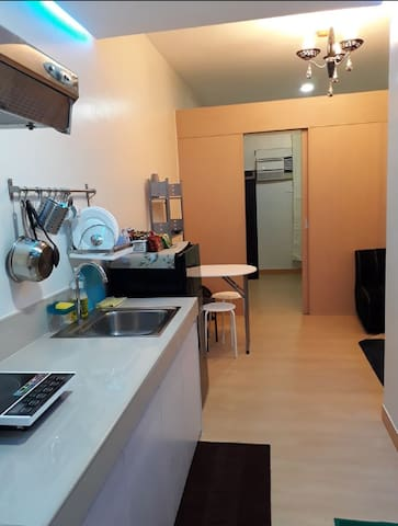 FULLY FURNISHED CONDO ONLY 13K PER MONTH
