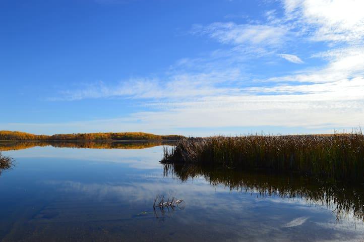 Island Lake的民宿