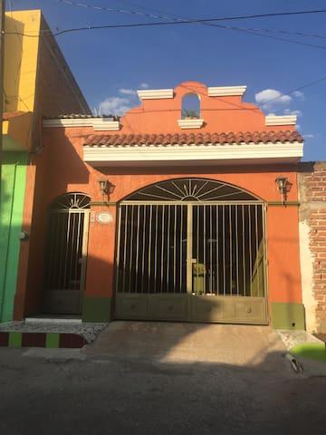 Ixtlán del Río的民宿