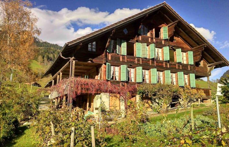 Bauernhaus mit Charakter und Charme