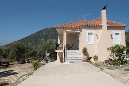 A very nice location house close to golf area.