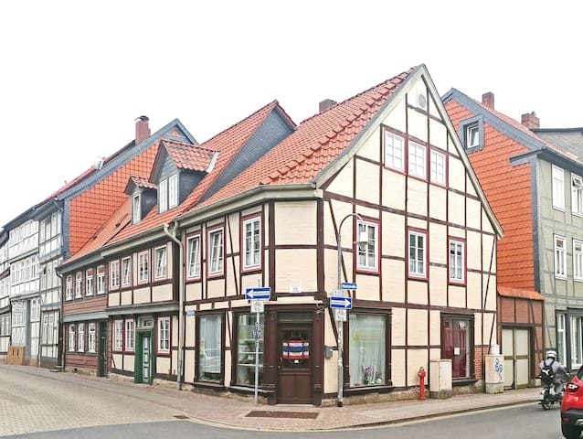 Wolfenbüttel的民宿