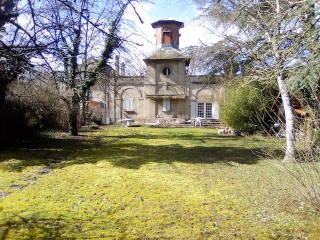 Jouy-aux-Arches的民宿