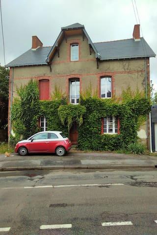 Joué-sur-Erdre的民宿