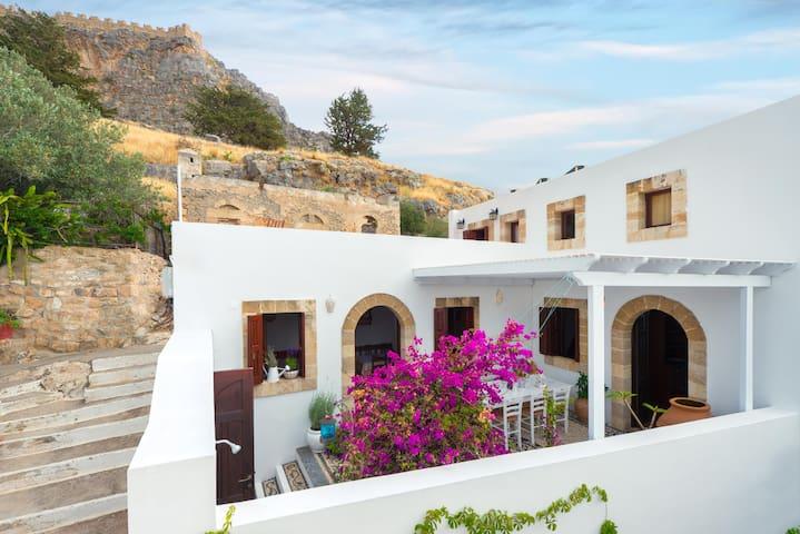 Acropolis Lindos Home