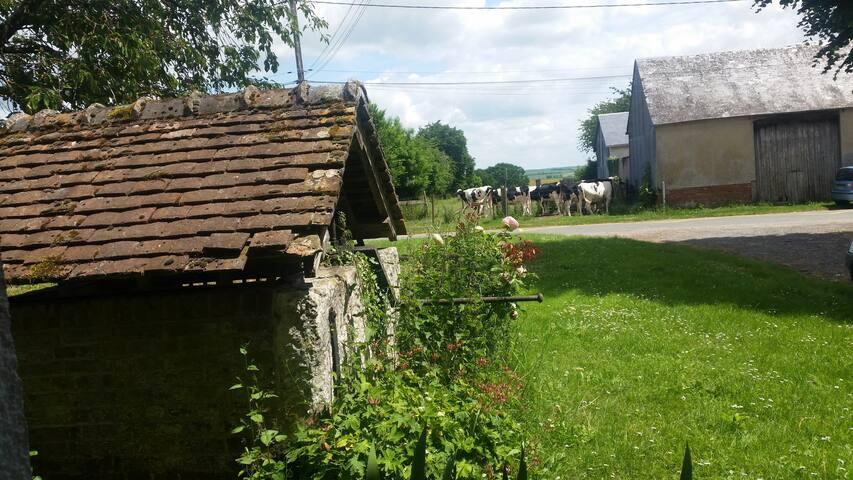 Oudeuil的民宿