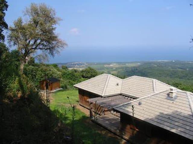 Santa-Maria Poggio的民宿