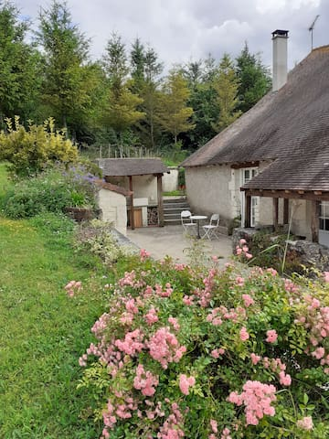 Marigny-Marmande的民宿