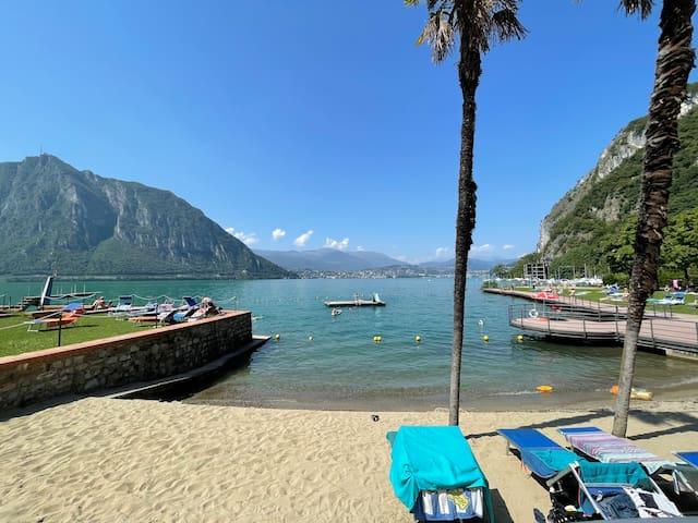 Campione d'Italia的民宿
