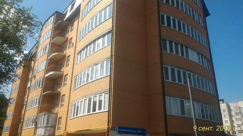 Zheleznovodsk的民宿