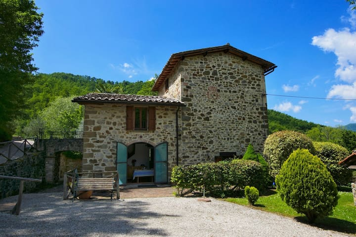 Lisciano Niccone的民宿