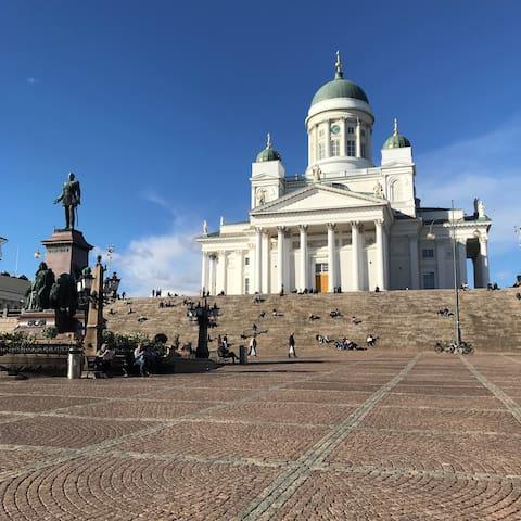 Guidebook for Helsinki
