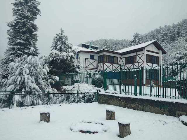 Pahalgam的民宿