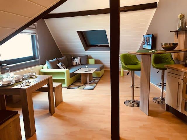 Green Residenz am Nürburgring im Herzen von Adenau