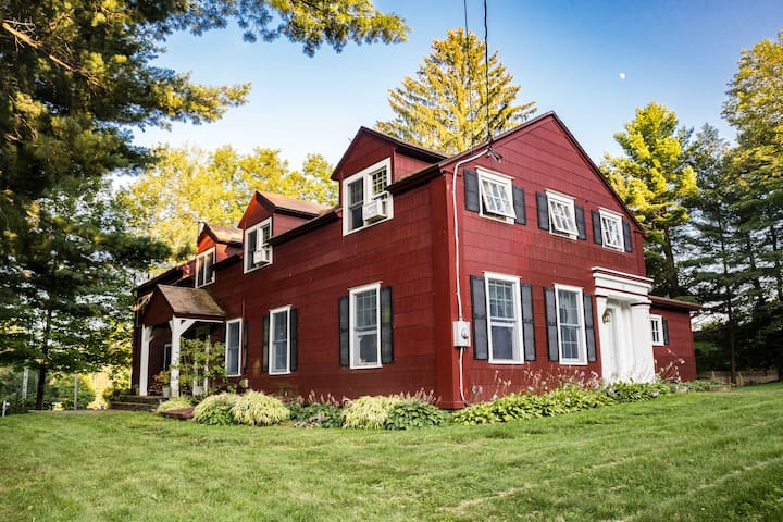 Historic Home in the Berkshire Foothills