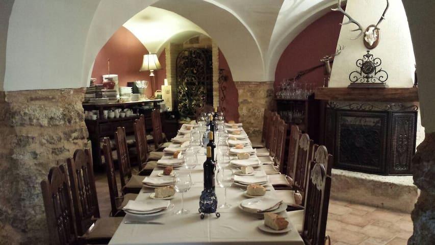 Villanueva de san mancio的民宿