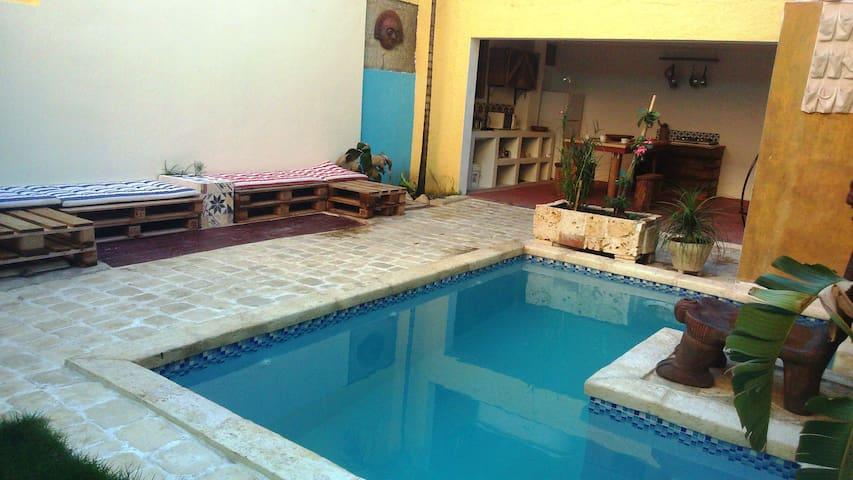 Colonial zone+Pool+Wi-fi (Taino)