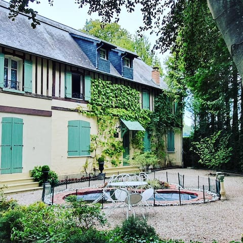 Courtonne-la-Meurdrac的民宿