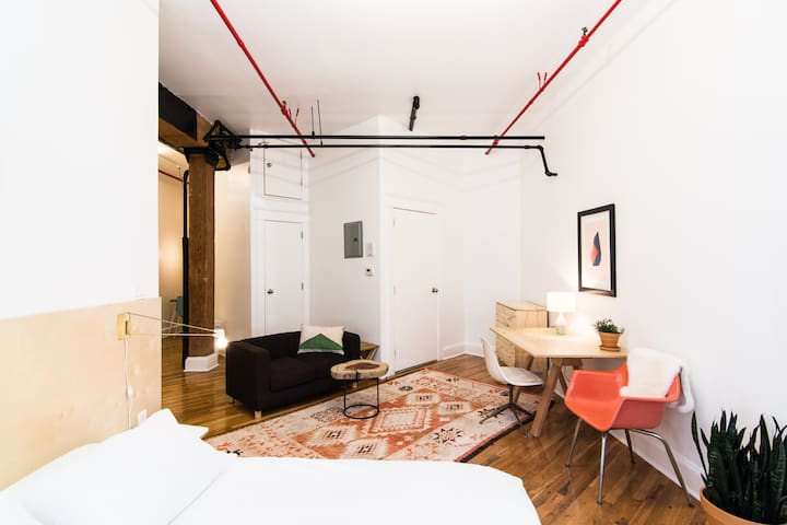 Studio Loft: Cleaning CDC guidelines implemented