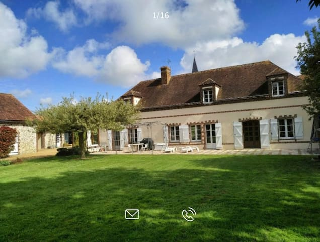 L'Oliviade - French Country Farmhouse