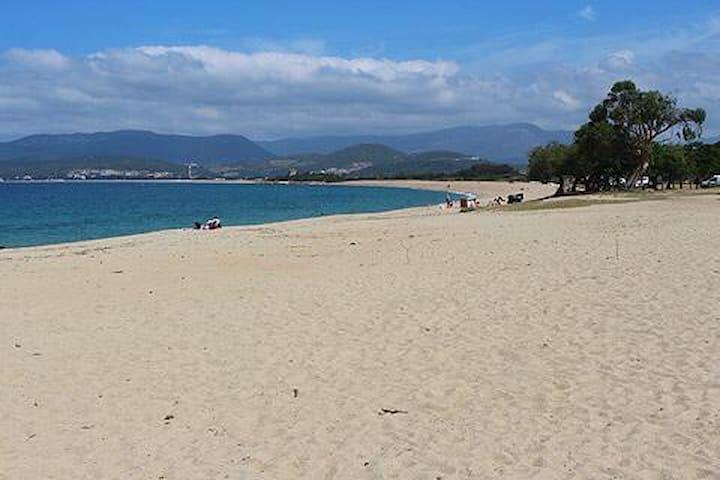 Mini villa porticcio 3km de la plage