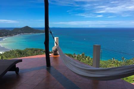 Paradise view villa - amazing sea and island view