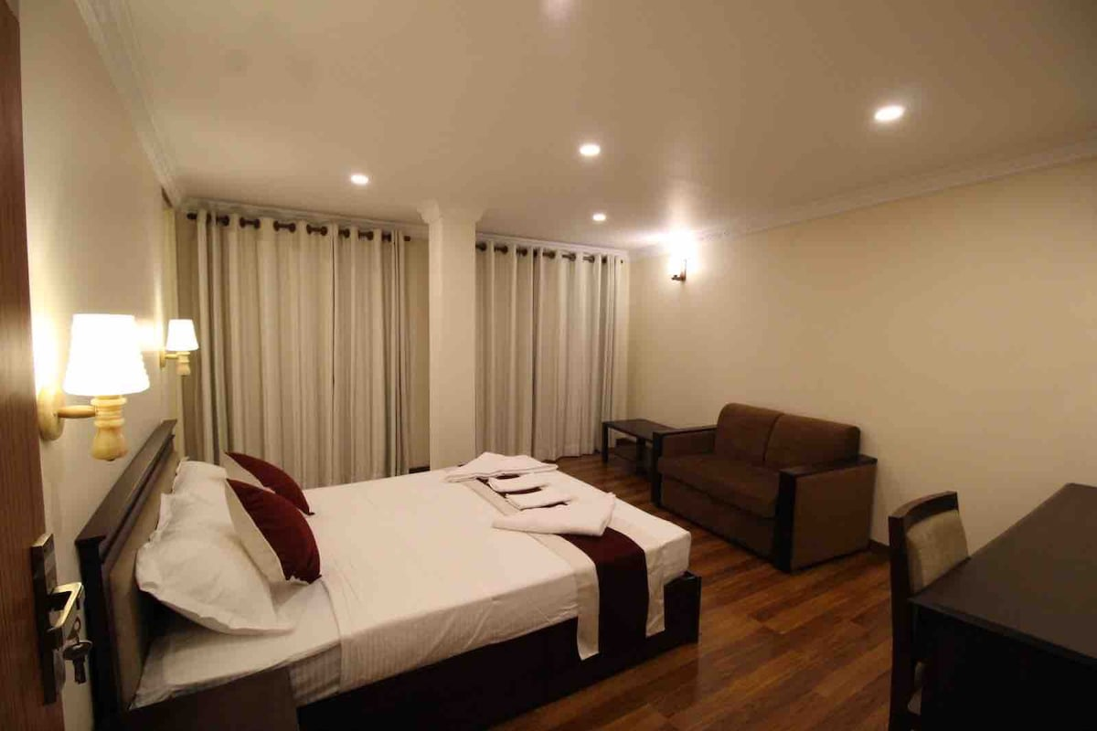 Baluwatar Apartments 1 BHK Apartment in Kathmandu