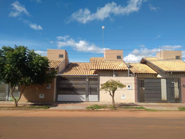 Campo Grande的民宿