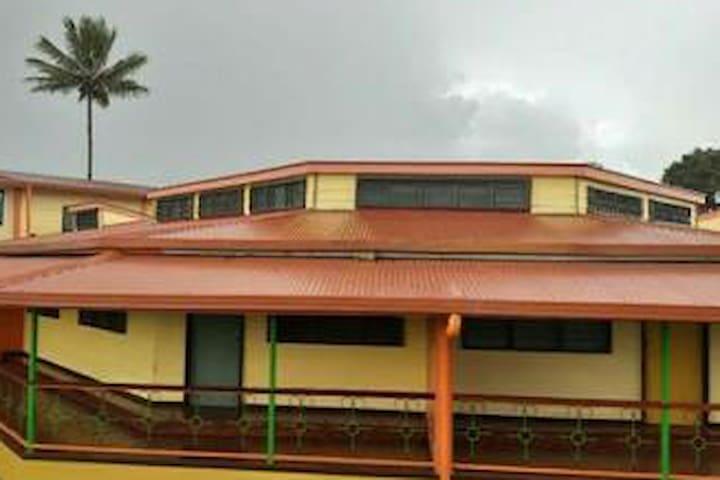 Goroka的民宿