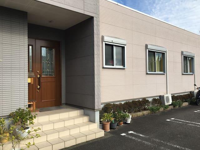 Miyazaki-shi的民宿