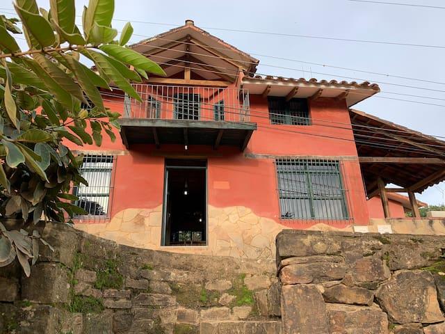 Samaipata的民宿