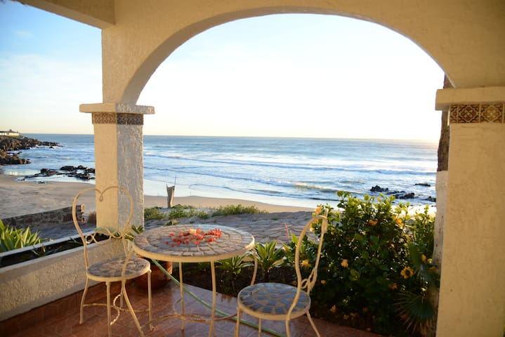 Rosarito Beach的民宿
