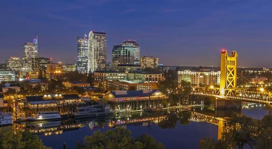 Catnap Rental Guidebook to Sacramento