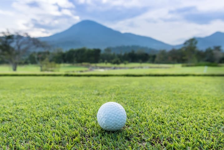 Deluxe Mountain View, Golf Resort, Chanthaburi_3