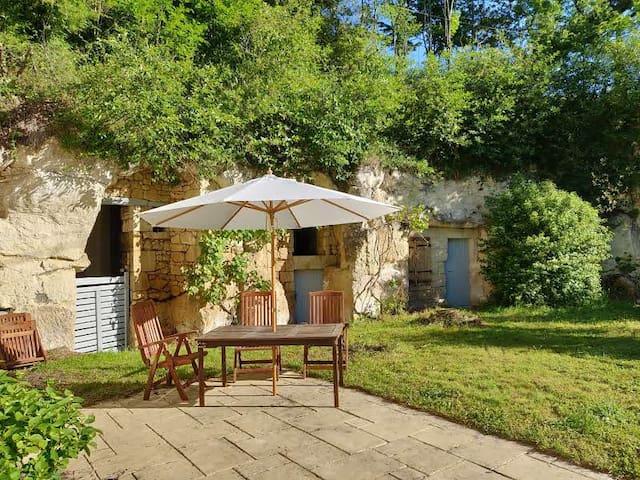Cottage à 15 minutes d'Azay-le-Rideau