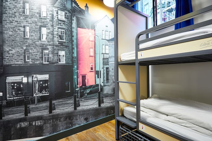 St Christopher's Inn NEW 10 Bed Dorm