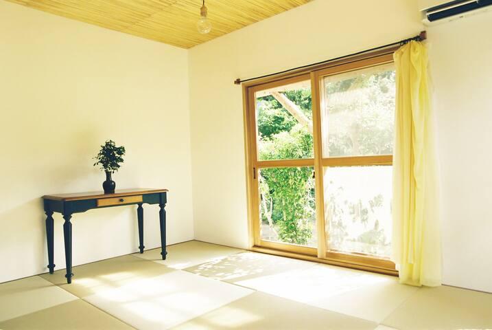 Nishinoomote-shi的民宿