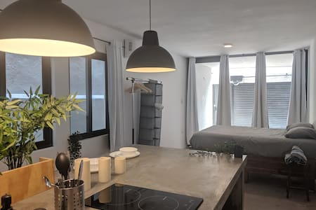 Minimalist Loft