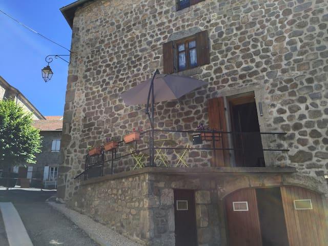 Rochepaule的民宿