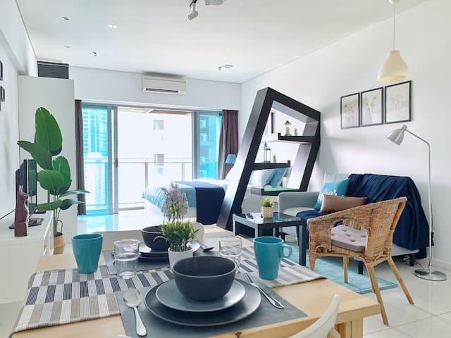 Urban Suite Near Twin Tower KLCC & Kg Baru/NetfliX