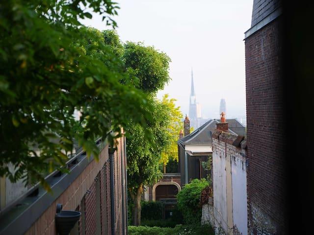 鲁昂(Rouen)的民宿