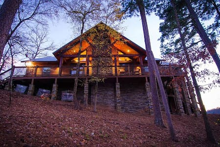 Eagle's Point Cabin - Luxury & Amazing Views