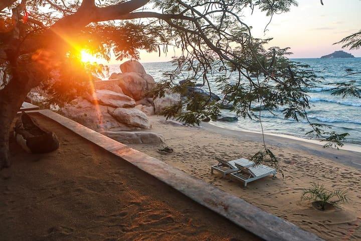 Senga Bay的民宿