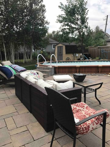 Riverview Oasis Pool, hot tub  Fundy Central