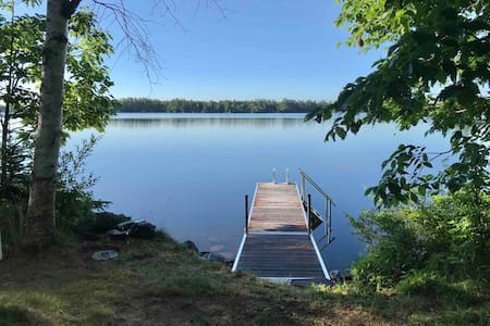 Your own private getaway on Pushaw Lake!