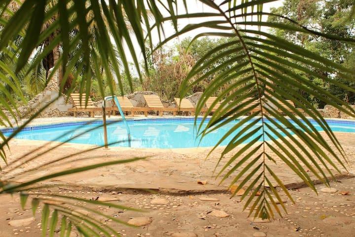 Yaguate的民宿