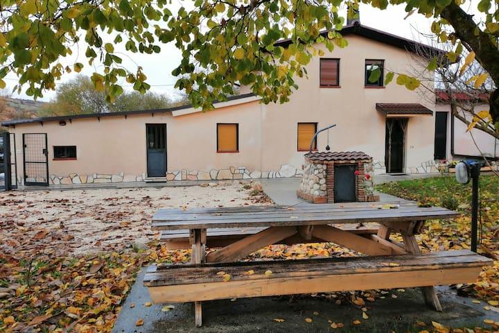 Castel di Sangro的民宿
